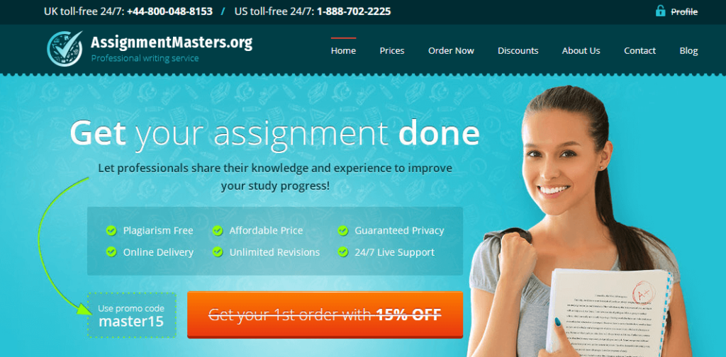 Assignmentmasters.org Review