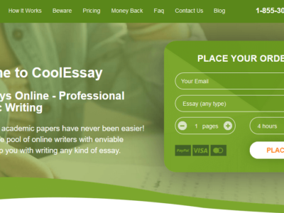 CoolEssay.net Review