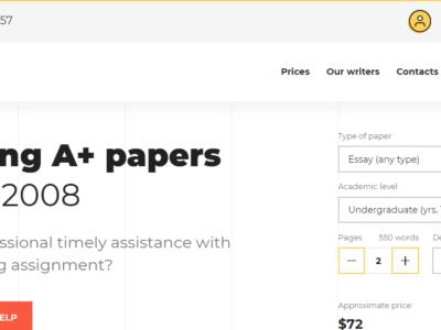 Writing-Help.com Review
