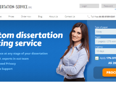 Dissertation-Service.org Review