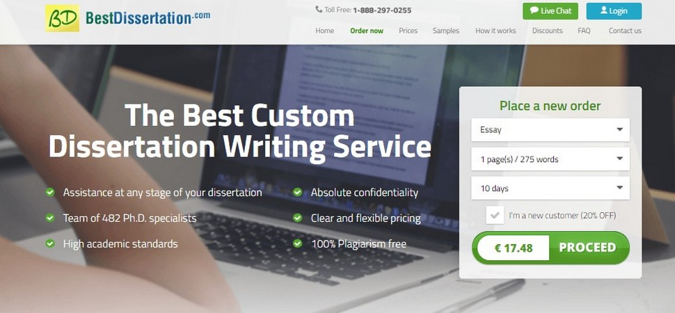 top dissertation writing services 2020
